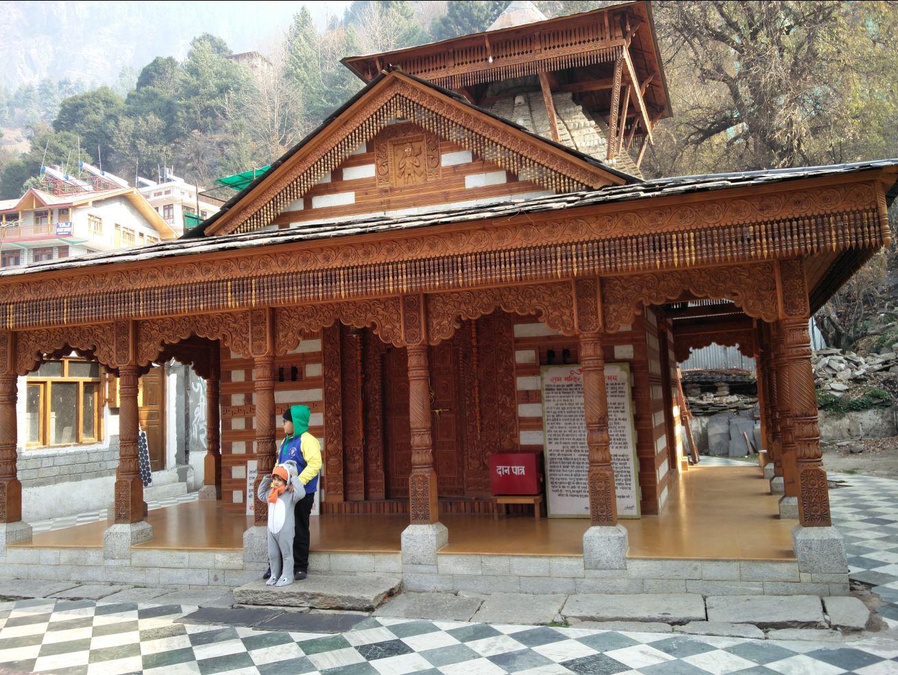 Shree Ram Temple, Vashisht