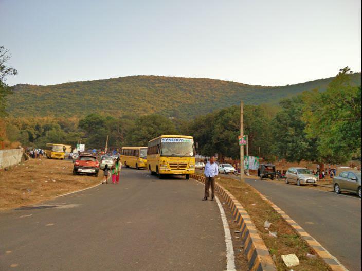 Barunei Hill