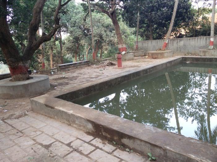 Barunei temple
