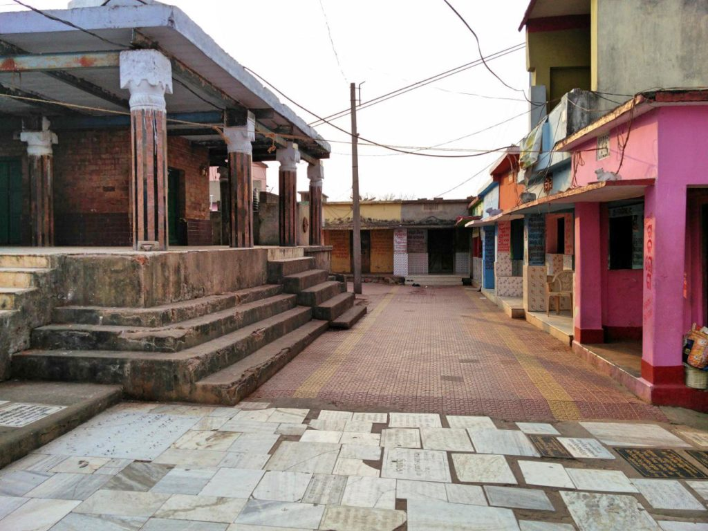 dhabaleswar temple cuttack