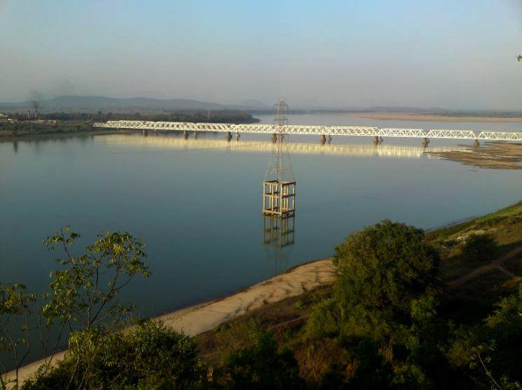 Naraj Dam, Cuttack
