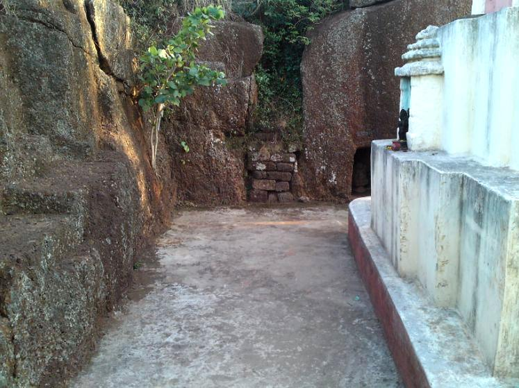 Naraj Dam siddheswar Temple