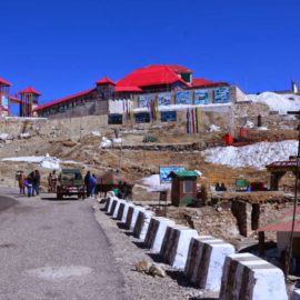 Three Days of Gruelling Sikkim adventure By a Motor Cycle Couple