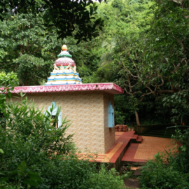 Narayani Temple near Chilika : Shrine of Maa Durga on a Hilltop Jungle